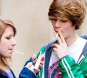 E-cigarettes are some young people's training wheels for smoking. Here's the evidence