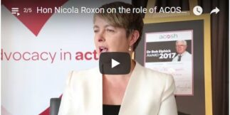 Hon Ms Nicola Roxon Interviews
