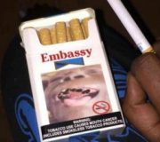 BAT loses major case against printing gory images on cigarette packets (Kenya)