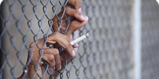 Smoke free prisons