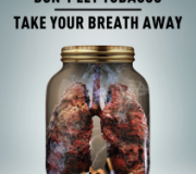 Call for ban on remaining tobacco advertising and promotion