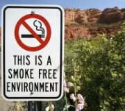 Smoking ban introduced in Queensland's national parks in effort to make 'air fresher'